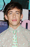 WEST HOLLYWOOD, CA - JULY 23: Kevin McHale arrives at the FOX All-Star Party on July 23, 2012 in West Hollywood, California. / NortePhoto.com<br />