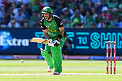 10th February 2019, Melbourne Cricket Ground, Melbourne, Australia; Australian Big Bash Cricket, Melbourne Stars versus Sydney Sixers;  Glenn Maxwell of the Melbourne Stars calls for no run after playing the ball