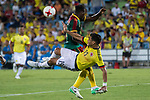Teo Gutierrez of Colombia during the friendly match between Camerun and Colombia in Madrid, Spain 13 jun 2017.(ALTERPHOTOS/Rodrigo Jimenez)