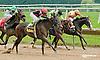 Vielsalm winning at Delaware Park racetrack on 6/9/14