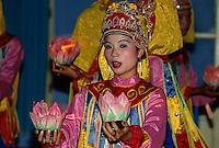 kaiserliche Hofmusik in Hue, Vietnam
