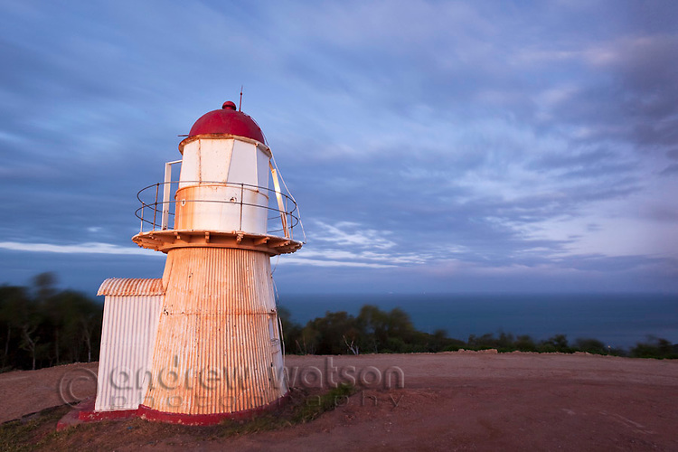 Cooktown Lighthouse on Grassy Hill.  Cooktown, Queensland, Australia