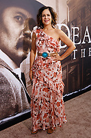 Los Angeles, CA - MAy 14:  Laura Niemi attends the Los Angeles Premiere of HBO's 'Deadwood' at Cinerama Dome on May 14 2019 in Los Angeles CA. <br /> CAP/MPI/CSH/IS<br /> &copy;IS/CSH/MPI/Capital Pictures