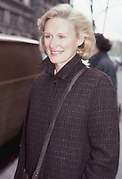 Glenn Close 1985 by Jonathan Green