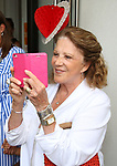 Linda Lavin attends the Retirement Celebration for Sam Rudy at Rosie's Theater Kids on July 17, 2019 in New York City.