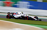 12.05.2018 Sergey Sirotkin (RUS) Williams Martini Racing at Formula One World Championship,  Spanish Grand Prix, Qualifying, Barcelona, Spain