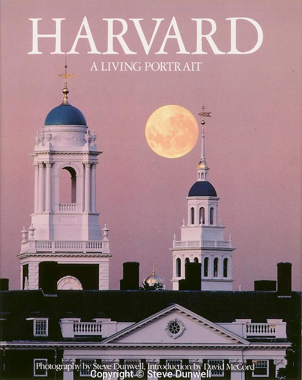 Harvard Living Portrait, Cambridge, MA  cover