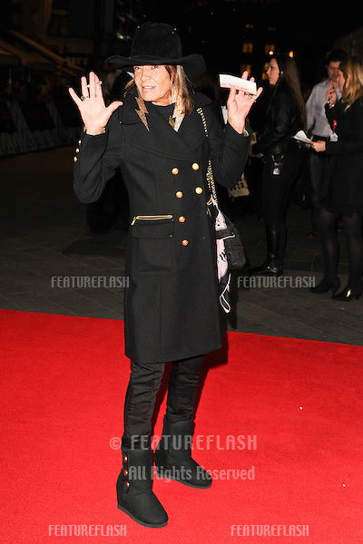 "Anita Pallenberg at the premiere for ""Crossfire Hurricane"" being shown as part of the London Film Festival 2012, Odeon Leicester Square, London 18/10/2012 Picture by: Steve Vas / Featureflash"