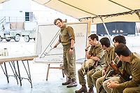 7 Days in Entebbe (2018)<br /> (Entebbe)<br /> Angel Bonanni <br /> *Filmstill - Editorial Use Only*<br /> CAP/MFS<br /> Image supplied by Capital Pictures