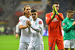 06.10.2019, Commerzbankarena, Frankfurt, GER, 1. FBL, Eintracht Frankfurt vs. SV Werder Bremen, <br /> <br /> DFL REGULATIONS PROHIBIT ANY USE OF PHOTOGRAPHS AS IMAGE SEQUENCES AND/OR QUASI-VIDEO.<br /> <br /> im Bild: Milot Rashica (SV Werder Bremen #7)<br /> <br /> Foto © nordphoto / Fabisch