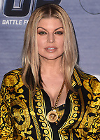 """HOLLYWOOD, CA - FEBURARY 8:  Fergie at FOX's """"The Four: Battle for Stardom"""" Season Finale Viewing Party  at Delilah on February 8, 2018 in Hollywood, California. (Photo by Scott Kirkland/FOX/PictureGroup)"""