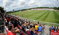 Boyds, MD - Saturday August 12, 2017: Maureen Hendricks Field, Maryland SoccerPlex  during a regular season National Women's Soccer League (NWSL) match between the Washington Spirit and The Boston Breakers at Maureen Hendricks Field, Maryland SoccerPlex.