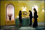 Inaugurazione dell'Hammam Alma, ristrutturato e preso in gestione dell'Associazione Almaterra in via Norberto Rosa 13a. Febbraio 2013