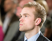 Spencer Abbott (Maine) - The 2012 Hobey Baker Award ceremony was held at MacDill Air Force Base on Friday, April 6, 2012, in Tampa, Florida.