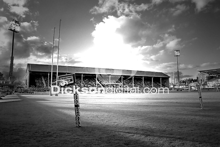 Friday 10th May 2013 - The Last Stand view during the semi-final of the RaboDirect Pro 12 League between the Ulster Rugby and Scarlets at Ravenhill, Belfast. Mandatory Credit - Photo by DICKSONDIGITAL/John Dickson