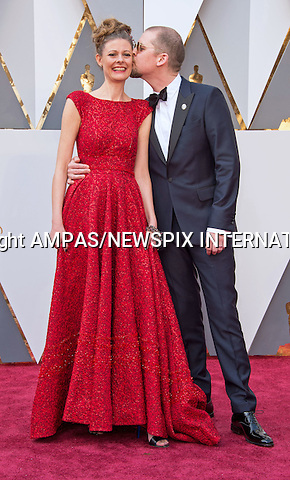 28.02.2016; Hollywood, California: 88th OSCARS - EVA VON BAHR<br /> attend the 88th Annual Academy Awards at the Dolby Theatre&reg; at Hollywood &amp; Highland Center&reg;, Los Angeles.<br /> Mandatory Photo Credit: &copy;Ampas/Newspix International<br /> <br /> PHOTO CREDIT MANDATORY!!: NEWSPIX INTERNATIONAL(Failure to credit will incur a surcharge of 100% of reproduction fees)<br /> <br /> IMMEDIATE CONFIRMATION OF USAGE REQUIRED:<br /> Newspix International, 31 Chinnery Hill, Bishop's Stortford, ENGLAND CM23 3PS<br /> Tel:+441279 324672  ; Fax: +441279656877<br /> Mobile:  0777568 1153<br /> e-mail: info@newspixinternational.co.uk<br /> All Fees To: Newspix International
