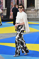 KRISTIN SCOTT THOMAS<br /> Royal Academy of Arts Summer Exhibition Preview Party at The Royal Academy, Piccadilly, London, England on June 06, 2018<br /> CAP/Phil Loftus<br /> &copy;Phil Loftus/Capital Pictures