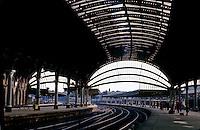 York station 1975,  England, Uk