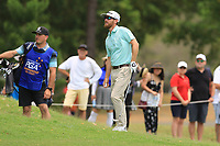 Nick Flanagan (AUS) on the 3rd fairway during Round 4 of the Australian PGA Championship at  RACV Royal Pines Resort, Gold Coast, Queensland, Australia. 22/12/2019.<br /> Picture Thos Caffrey / Golffile.ie<br /> <br /> All photo usage must carry mandatory copyright credit (© Golffile   Thos Caffrey)