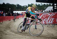 Tom Meeusen (BEL/Telenet-Fidea)<br /> <br /> Elite Men's Race<br /> Krawatencross<br /> bpost bank trofee