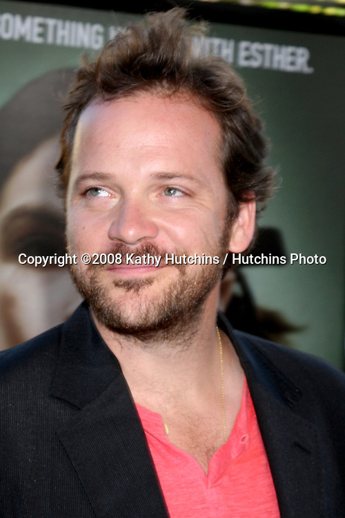 "Peter Sarsgaard  arriving at the ""Orphan""  LA Premiere at the Mann Village Theater  in Westwood,  CA   on July 21, 2009 .©2008 Kathy Hutchins / Hutchins Photo.."