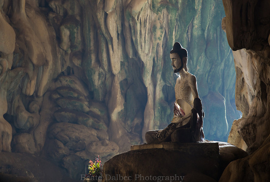 Sadan cave near Hpa An, Myanmar