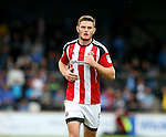 Jack O'Connell of Sheffield Utd during the English League One match at Glanford Park Stadium, Scunthorpe. Picture date: September 24th, 2016. Pic Simon Bellis/Sportimage