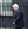 Cabinet Meeting <br /> 10 Downing Street London, Great Britain <br /> 29th March 2017 <br /> <br /> departures following the final cabinet meeting before Article 50 is triggered in Parliament today.<br /> <br /> Boris Johnson MP<br /> Foreign Sec <br /> <br /> <br /> Photograph by Elliott Franks <br /> Image licensed to Elliott Franks Photography Services