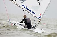Laser radial, Day 4, May 27th, Delta Lloyd Regatta in Medemblik, The Netherlands (26/30 May 2011).