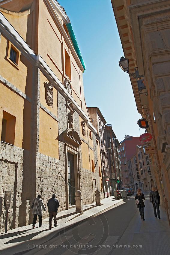 Real Iglesia de San Miguel y San Julian church Valladolid spain castile and leon