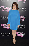 LOS ANGELES, CA - APRIL 18: Actress Nia Vardalos attends the Premiere Of Focus Features' 'Tully' at Regal LA Live Stadium 14 on April 18, 2018 in Los Angeles, California.