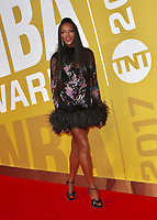 www.acepixs.com<br /> <br /> June 26, 2017 New York City<br /> <br /> Naomi Campbell attending the 2017 NBA Awards live on TNT on June 26, 2017 in New York City.<br /> <br /> By Line: Nancy Rivera/ACE Pictures<br /> <br /> <br /> ACE Pictures Inc<br /> Tel: 6467670430<br /> Email: info@acepixs.com<br /> www.acepixs.com
