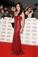 Sam Quek<br /> at the National TV Awards 2017 held at the O2 Arena, Greenwich, London.<br /> <br /> <br /> ©Ash Knotek  D3221  25/01/2017