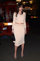 Daisy Lowe attends the Rodial Beautiful Awards 2014 at St Martin's Lane Hotel in London. 10/03/14 Picture by: Jim Pearson / Featureflash