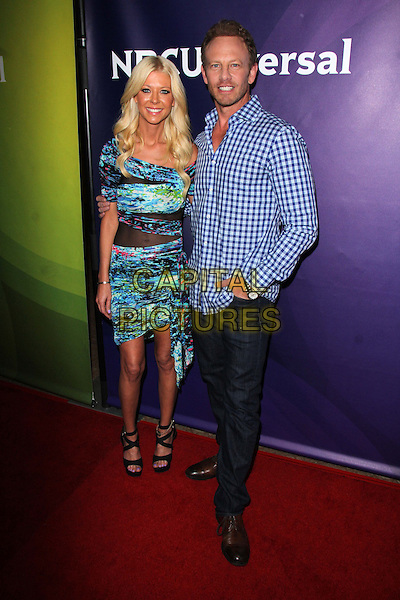 BEVERLY HILLS, CA - July 14: Tara Reid, Ian Ziering at the NBC Universal Summer Press Tour Day 2, Beverly Hilton, Beverly Hills,  July 14, 2014. <br /> CAP/MPI/JO<br /> &copy;JO/MPI/Capital Pictures