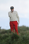 Day one of the Irish PGA championship at Seapoint Golf Club, Paul Stevenson, Portadown on the 10th Tee...Picture Jenny Matthews/Newsfile.ie