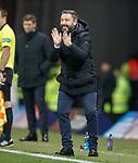 05.12.2018 Rangers v Aberdeen: Derek McInnes