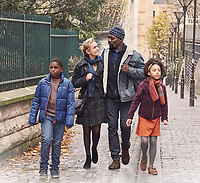 A Season in France (2017) <br /> (Une saison en France)<br /> Sandrine Bonnaire, Eriq Ebouaney<br /> *Filmstill - Editorial Use Only*<br /> CAP/KFS<br /> Image supplied by Capital Pictures
