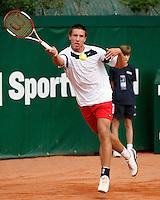 18-8-07, Amsterdam, Tennis, Nationale Tennis Kampioenschappen 2007, Igor Sijsling