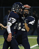 Lakeland at Waterford Mott, Varsity Football, 9/12/14