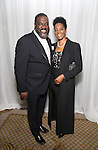 Phillip Boykin and wife Felicia Richardson Boykin attends the 2016 New York City Center Gala at the Plaza Hotel on October 24, 2016 in New York City.