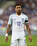 England's Kyle Walker in action during the Friendly match at Stade De France Stadium, Paris Picture date 13th June 2017. Picture credit should read: David Klein/Sportimage