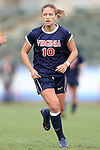 04 November 2012: Virginia's Caroline Miller. The University of Virginia Cavaliers defeated the University of Maryland Terrapins 4-0 at WakeMed Stadium in Cary, North Carolina in a 2012 NCAA Division I Women's Soccer and Atlantic Coast Conference Tournament Championship game.
