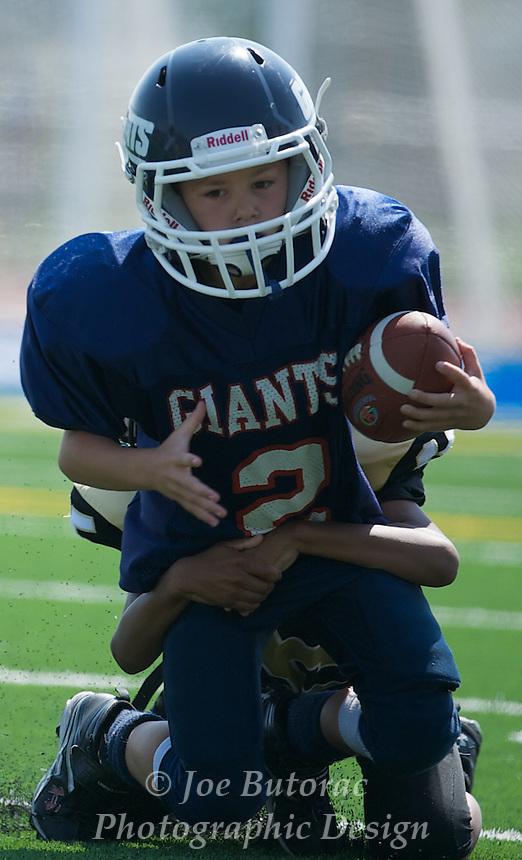 Langley Bears vs Ghilliwack Giants-Blue Atom Golden Helmet Tournament