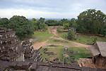View From Phnom Bakheng Temple
