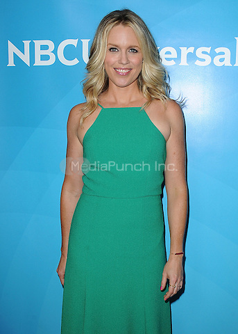 BEVERLY HILLS, CA - AUGUST 12:  Jessica St. Clair at the NBCUniversal 2015 Summer Press Tour at the Beverly Hilton on August 12, 2015 in Beverly Hills, California. Credit: PGSK/MediaPunch
