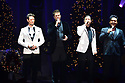 MIAMI BEACH, FL - DECEMBER 04: Urs Buehler, David Miller, Sebastien Izambard and Carlos Marin of Il Divo perform during 'A Holiday Song Celebration' at Fillmore Miami Beach at the Jackie Gleason Theater  on December 4, 2019 in Miami Beach, Florida.   ( Photo by Johnny Louis / jlnphotography.com )