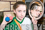 .CHAMPION: Ballydesmond handballer Catriona Casey who has just returned from Arizona where she represented Ireland at the US Handball Championships.   Copyright Kerry's Eye 2008