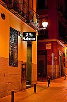 Alta Taberna, Madrid, Spain