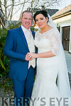 Lisa O'Connor, Athea, daughter of Tom and Theresa O'Connor, and Shane O'Sullivan, Athea, son of Johnny and Margaret O'Sullivan, were married at St Bartholomew's, Athea by Fr. Declan O'Connor on Friday 18th March 2016 with a reception at Ballygarry House hotel